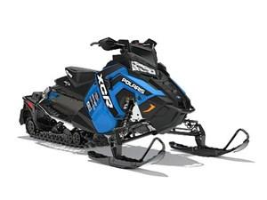 Polaris 800 Switchback XCR LE Velocity Blue / Black 2018
