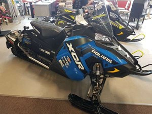 Polaris 800 Switchback XCR LE Velocity Blue / Black 2018