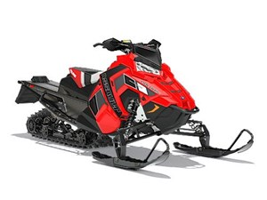 Polaris 800 Switchback Assault 144 LE INDY Red / Black 2018
