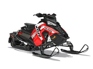 Polaris 800 Switchback XCR LE INDY Red / Black 2018