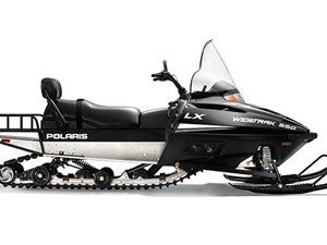 Polaris 550 WIDETRAK LX ES / 26$/sem 2018
