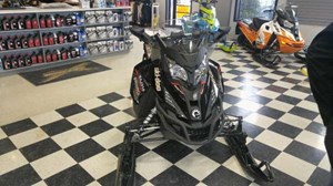 Ski-Doo Renegade Enduro 4-TEC 1200 Black 2016