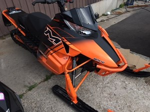 Arctic Cat M8000 2014