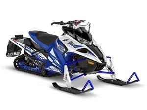 Yamaha Sidewinder L-TX SE Racing Blue / White 2018