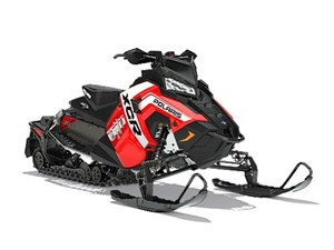 Polaris 600 Switchback XCR LE INDY Red / Black 2018