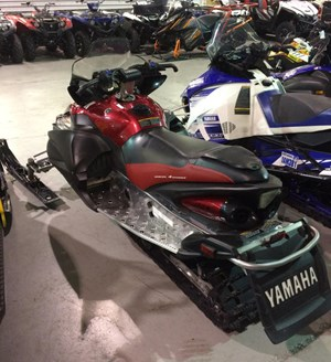 Yamaha Apex 2011