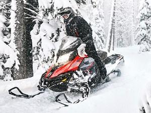 Ski-Doo Renegade® Enduro Ice Ripper XT 1.25 Rotax® 1200 4- 2018