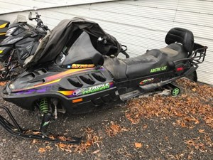 Arctic Cat 600 Triple Touring 1999