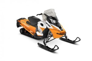 Ski-Doo Renegade® Adrenaline 600 H.O. E-TEC® -Orange Crush 2018