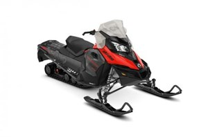 Ski-Doo Renegade® Enduro™ 900 ACE - Lava Red 2018