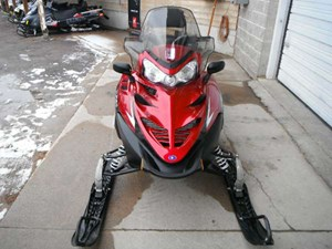 Polaris Turbo IQ LXT 2012