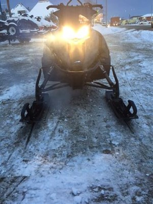 Arctic Cat M 8000 Limited ES 153 Black 2016