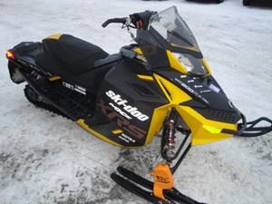 Ski-Doo MX-Z X-RS 800R E-TEC 2013