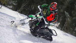 Arctic Cat SVX 450 2017