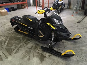 Ski-Doo Renegade BackCountry 600 etec 2014