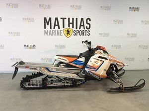 Polaris 800 RMK Assault 800 2013
