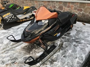 Arctic Cat f1000 Turbo 2009