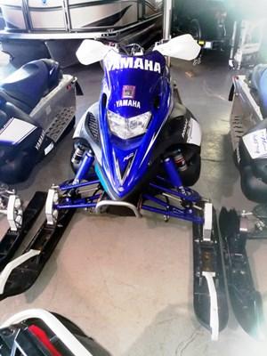 Yamaha FX Nytro R-TX SE 2010