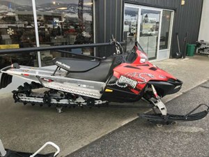 Polaris 700 Dragon RMK 155 2008