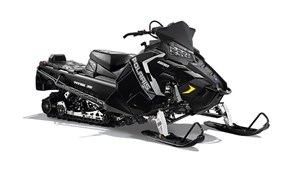 Polaris 800 Titan XC 155 Black Pearl 2018