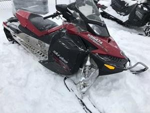 Ski-Doo GSX LTD 600 HO E-TEC 2009