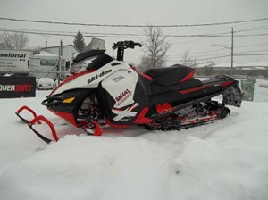 Ski-Doo Renegade Backcountry E-TEC 800R 2014