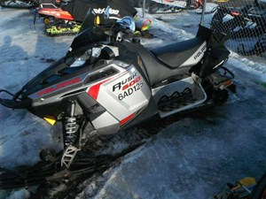 Polaris 600 Rush LX 2011