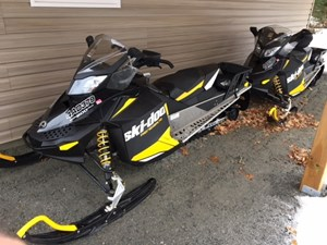 Ski-Doo Renegade 600 Ace 2012
