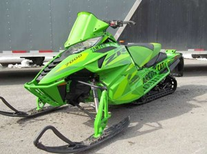Arctic Cat ZR 7000 Sno Pro 137 Team Arctic Green 2016
