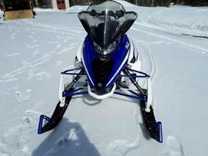 Yamaha SRViper L-TX SE White / Yamaha Blue 2016