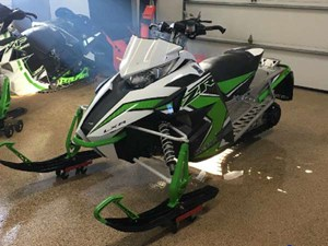 Arctic Cat ZR 6000 LXR 137 Team Arctic Green 2016