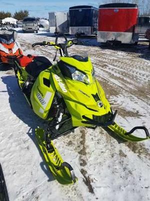 Ski-Doo Freeride 137 2015
