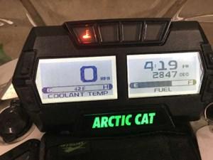 2016 Arctic Cat ZR 9000 Limited 137 Team Arctic Green Photo 4 of 4