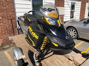 Ski-Doo Renegade 550 Fan 2013