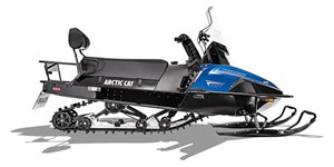 Arctic Cat BEARCAT XT YAMAHA 540 FAN 2018