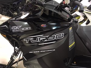 Yamaha Sidewinder M-TX 153 2018