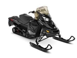 Ski-Doo MXZ® TNT® ROTAX® 600 H.O. E-TEC® Black R 2017