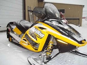 Ski-Doo MX Z Renegade 800 H.O. 2007