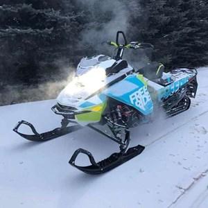 Ski-Doo Freeride™ 137 850 E-TEC® SHOT 2018