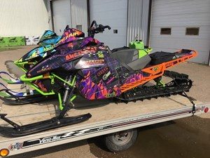 Arctic Cat M 8000 Limited (162) 3.0 2017