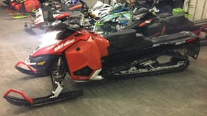 Ski-Doo Summit SP ROTAX 800R E-TEC Lava Red/Blac 2016