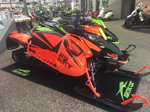 Arctic Cat M 9000 King Cat (162) Special Edition 2017