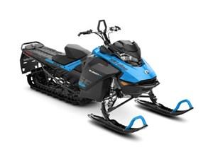 Ski-Doo Summit® SP Rotax® 850 E-Tec® 154 Octane 2019
