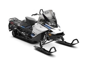 Ski-Doo Backcountry™ Rotax® 850 E-Tec® White & B 2019