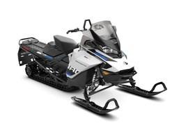 Ski-Doo Backcountry™ Rotax® 600R E-Tec® White & 2019