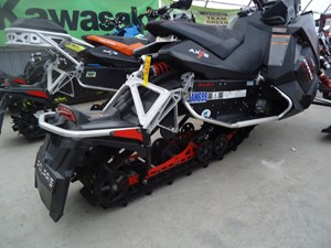 Polaris 800 RUSH PRO X 2015