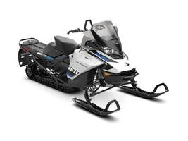 Ski-Doo Backcountry™ Rotax® 600R E-Tec® White & 2019