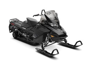 Ski-Doo Backcountry™ Rotax® 850 E-Tec® Black 2019