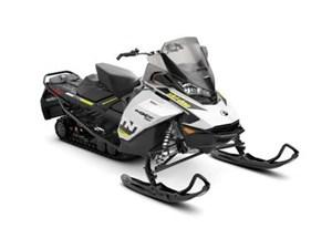 Ski-Doo MXZ® TNT® Rotax® 600R E-Tec® White & Bla 2019
