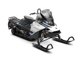 Ski-Doo Backcountry™ 850 E-TEC White & Black 2019